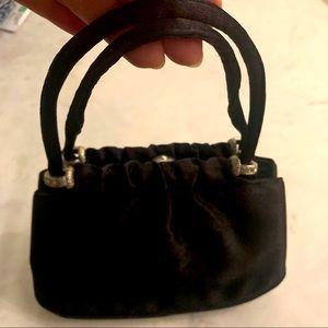 Black Evening Mini bag.